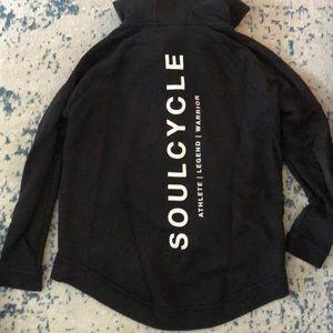 Nike Other - SoulCycle Nike zip up sweatshirt
